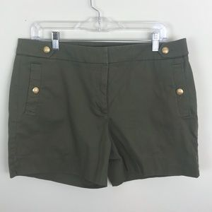 🎉SALE🎉Talbots Olive Green shorts